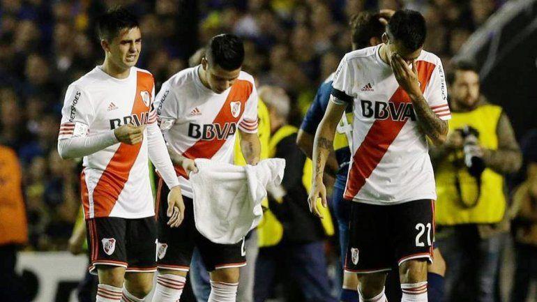 Luego del bochornoso episodio en la última Libertadores