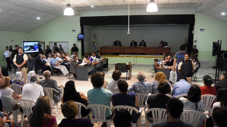 Escuelita IV: hoy se reanuda el juicio  a represores