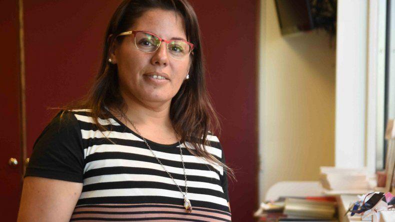 La hija de Pechi habló de lo que siente en su incursión en la gestión.
