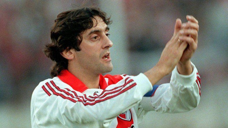 Francescoli volvió en 1994.