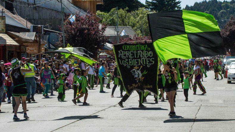 San Martín de los Andes celebró con anuncios de obras