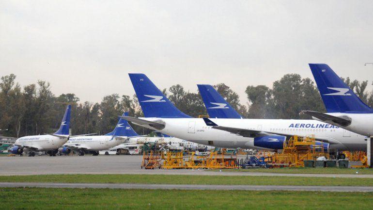 Aerolíneas ya aplicó el primer aumento de la nueva gestión.
