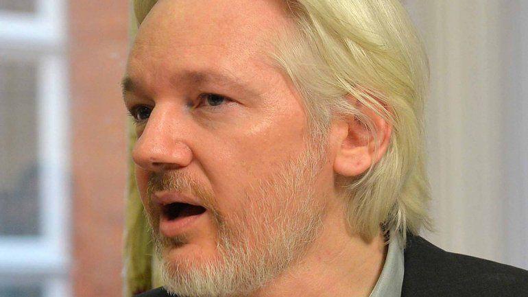 Assange cumple 4 años refugiado en la embajada ecuatoriana en Londres