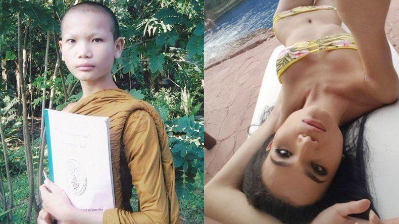 Mimi Tao es una de las modelos más famosas en Tailandia.