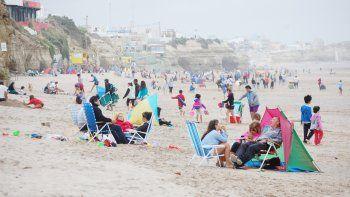 El tiempo permanecerá inestable en la costa durante todo el fin de semana.