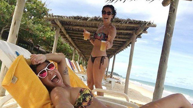 Ivana Nadal le suma calor a las playas
