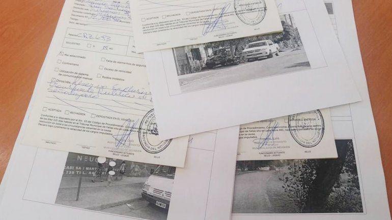 El programa Buenos Vecinos permite enviar fotos con denuncias a las redes sociales del Municipio.