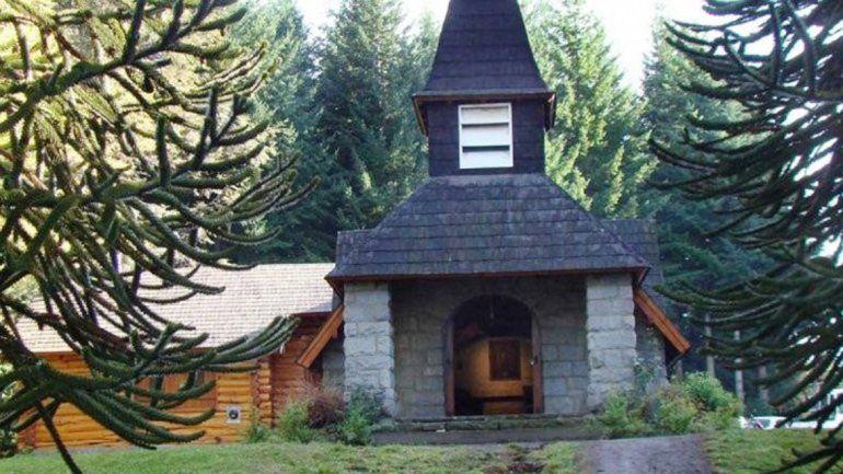 La iglesia Virgen de la Asunción había sido robada el fin de semana pasado.