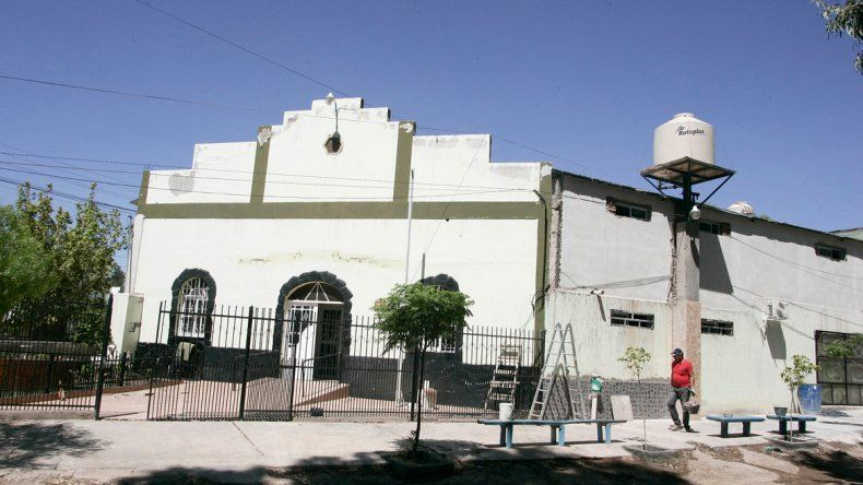 Muchos de los templos son difíciles de distinguir del resto de las casas del barrio.