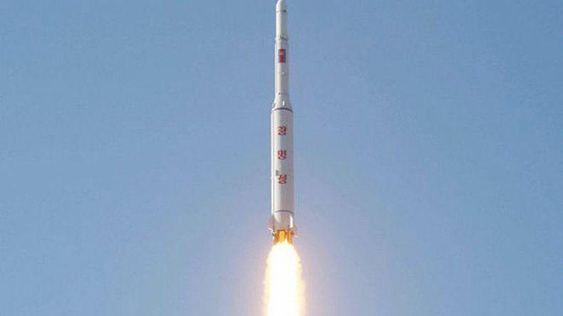 El cohete de largo alcance