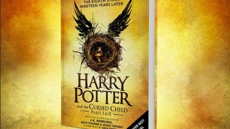 Harry Potter tendrá un nuevo libro que saldrá en junio