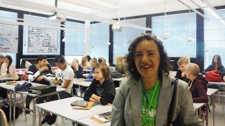 El proyecto de Ana Prieto fue elegido entre más de 4400 trabajos.