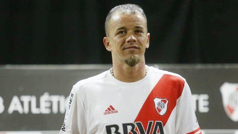 El Cabezón será titular en River ante Belgrano en Córdoba