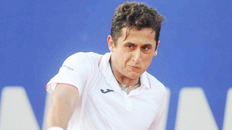 Nicolás Almagro buscará repetir lo de 2011