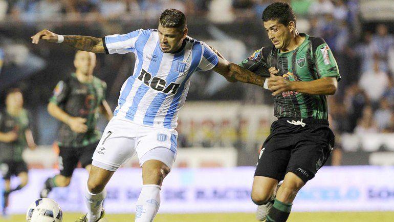 San Martín cosechó un positivo empate en Avellaneda. Buen partido.