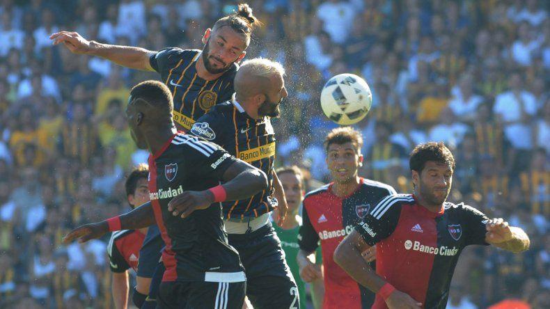 Rosario Central derrotó a Newells Old Boys