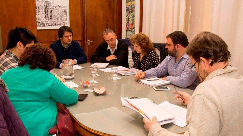 El ministro Mariano Gaido llevará la propuesta del Gobierno.