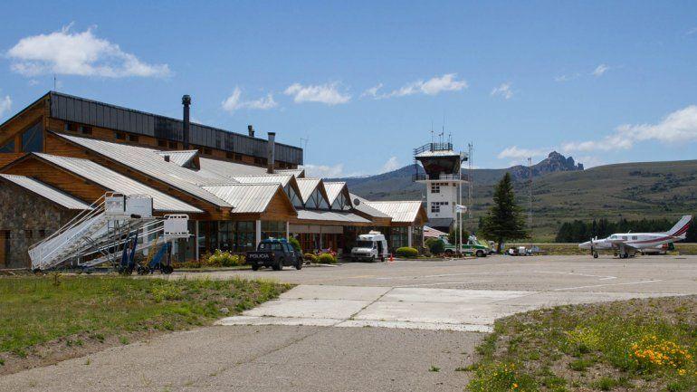 Nación anunció obras para el aeropuerto de Chapelco
