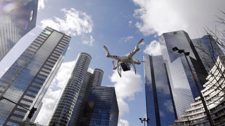 Los drones son una amenaza