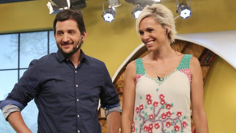 Germán Paoloski y Denise Dumas se despiden