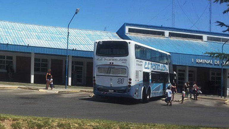 Terminal de ómnibus de Cutral Co.