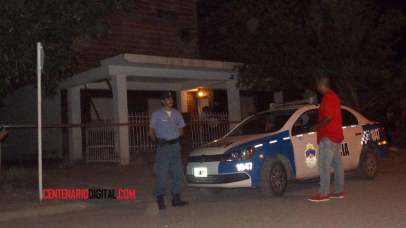 La casa está ubicada en calle República Argentina