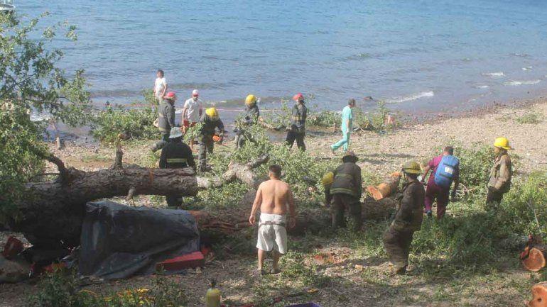 La tragedia de San Martín pasa a la Justicia Federal