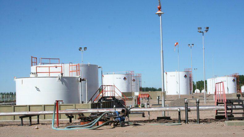 Cerró la refinería Fox Petrol de Senillosa