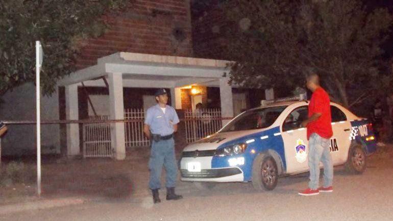 La Policía no encontró demasiados rastros en la casa del empresario.