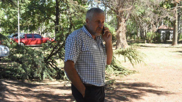 Peressini hablará con los concejales que derogaron la ordenanza.