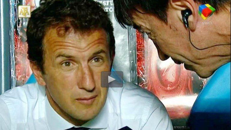 El entrenador habló antes y después del partido en el que logró afirmarse en el cargo.