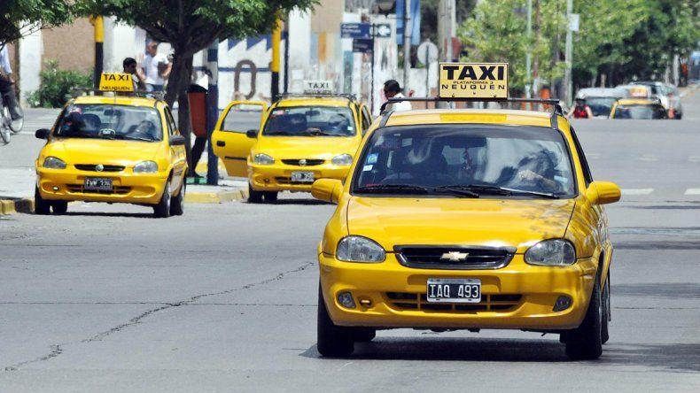 Los concejales podrían analizar el pedido de los taxistas en breve.