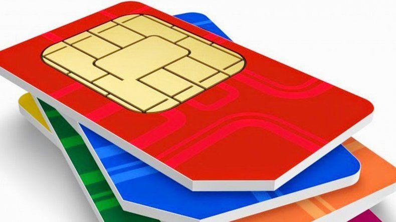 Las telefónicas dicen adiós a las tarjetas SIM tradicionales.