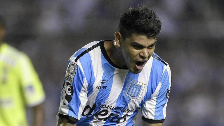 Gustavo se convirtió en ídolo de Racing a fuerza de goles y un título.