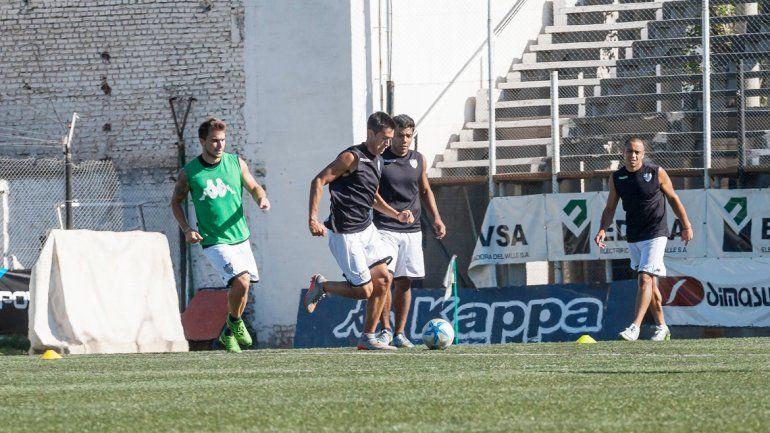 Ávila arrancó la temporada del torneo Federal A como titular.