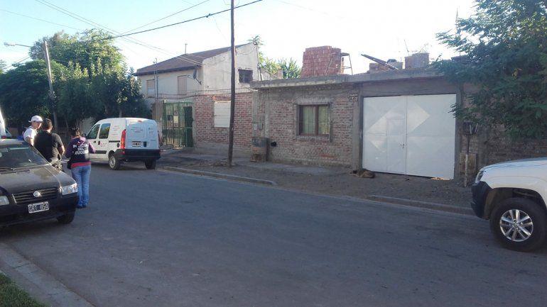 El joven fue atrapado en una pensión ubicada en calle Fortín Primero de Mayo al 1.000.