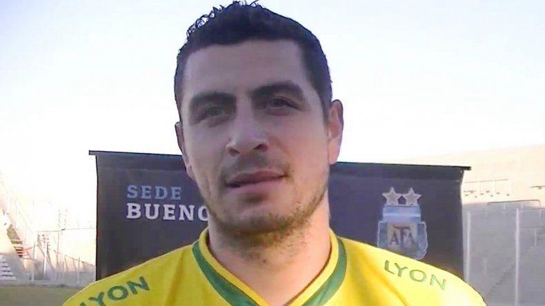 Gabriel Arias.
