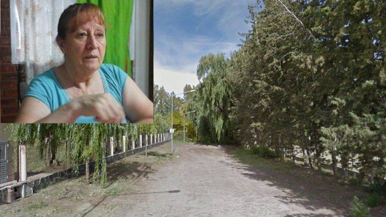 Por las cámaras de seguridad, encontraron a la mujer desaparecida