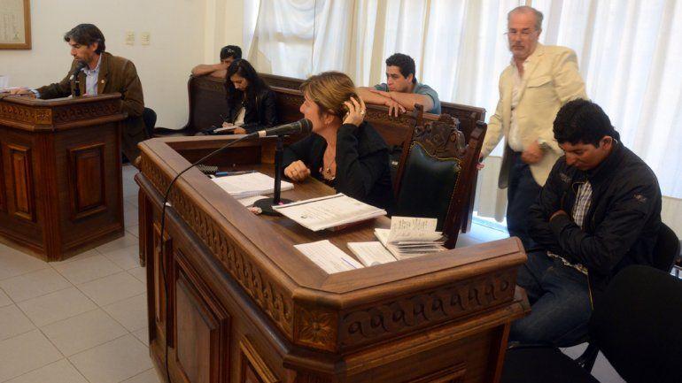 Quedó en prisión el acusado de matar a la joven paraguaya