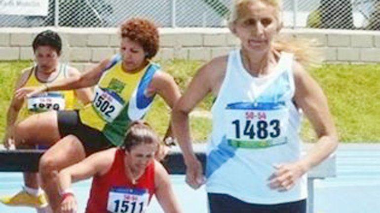 Susana Morales participará en la media maratón.