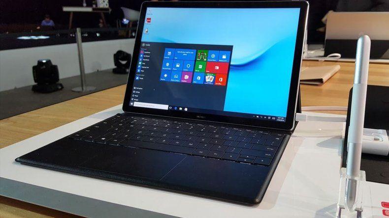Huawei presenta la nueva Matebook