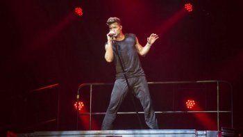 El cantante se presenta mañana en el Ruca Che.