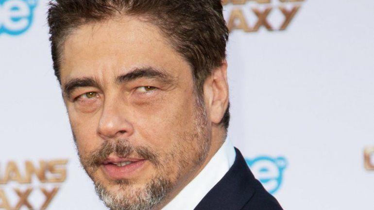 Benicio del Toro es un fanático de la saga de La guerra de las galaxias.