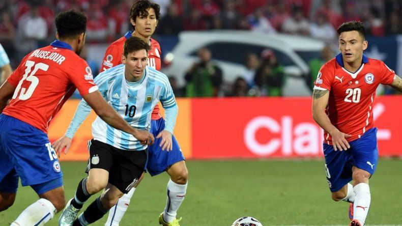 La Selección tendrá la oportunidad de sacarse la espina clavada en la final de 2015