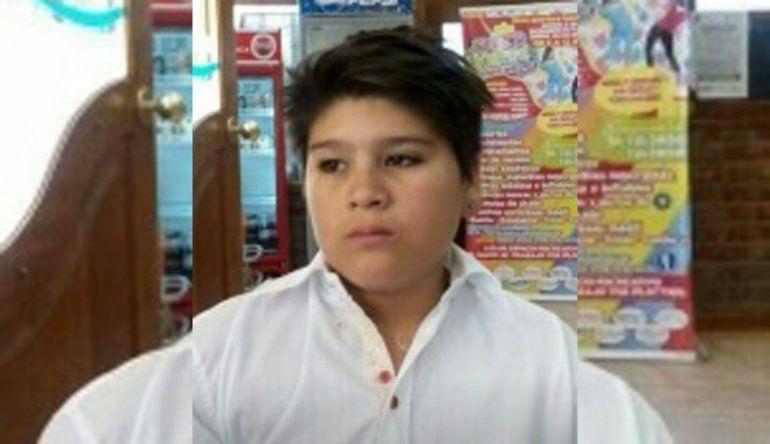Apareció Lucas, el adolescente que era buscado desde el sábado