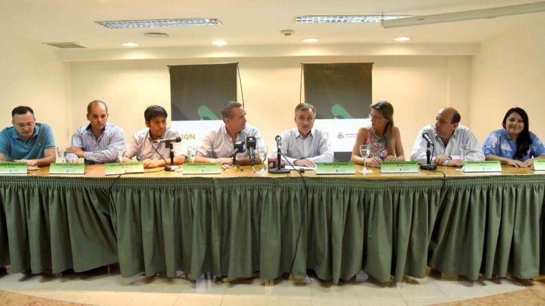 Concejales se sumaron al debate por la ley de Coparticipación