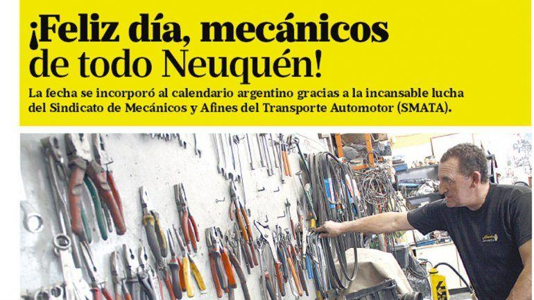 Día del mecánico