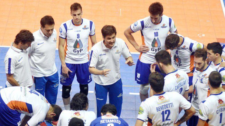 El técnico Soto es el líder del equipo que ya está entre los ocho mejores de la Liga Nacional.