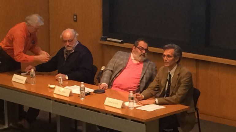 Lanata en Harvard: Cristina tendría que estar presa