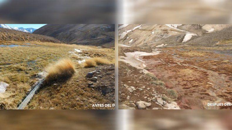 Informe confirmó que la Barrick Gold contaminó 5 ríos